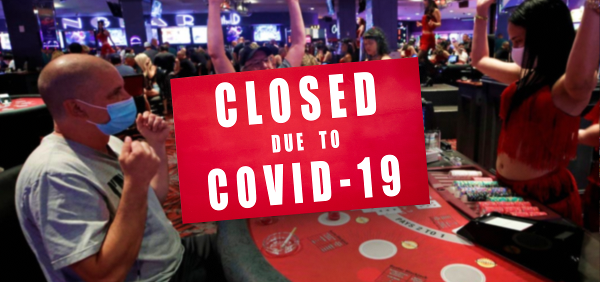 Casinos close for second national COVID-19 lockdown