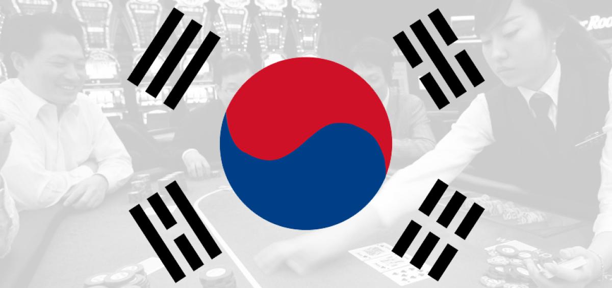 South Korea casino
